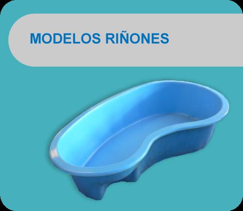 Modelos Riñones (4 tamaños)
