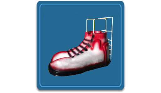 Tobogán Infantil Zapato