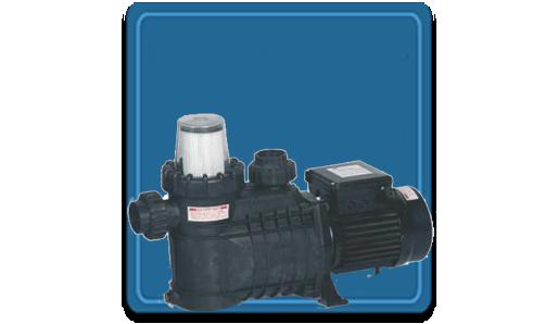 Electrobomba Vulcano con cartucho filtrante y accesorios