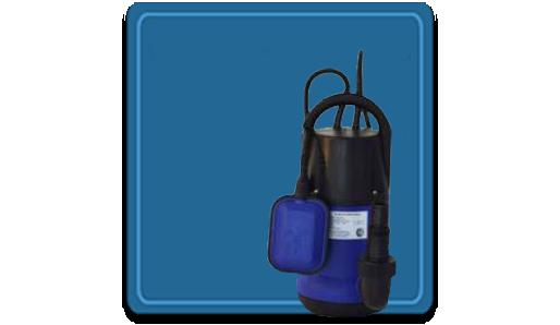 Bomba Sumergible VULCANO (vaciado de pileta)